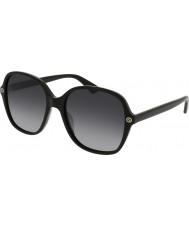 Gucci Женские солнцезащитные очки gg0092s 001