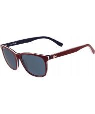 Lacoste L833s красные очки
