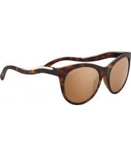 Serengeti 8569 солнцезащитные очки valentina tortoiseshell