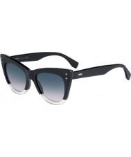 Fendi Дамы ff 0238-s 3х2 jp солнцезащитные очки