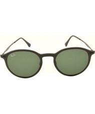 RayBan Rb4224 49 Технология световой луч матовый черный 601s71 солнцезащитные очки