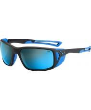 Cebe Proguide матовый черный синий 4000 серый минеральные голубые очки