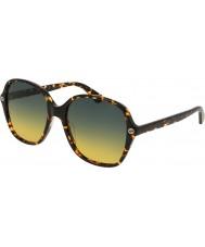 Gucci Женские солнцезащитные очки gg0092s 003