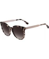 Lacoste Дамы l834s Havana розы солнцезащитные очки