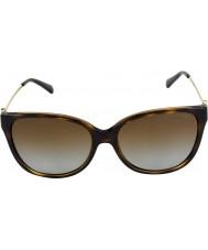 Michael Kors Mk6006 57 Марракешские темные черепаховый 3006t5 поляризованных солнцезащитных очков
