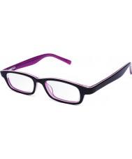Eyejusters P1C1504PP Фиолетовый розовый регулируемые очки для чтения - от 0.00 до 3.00 силы