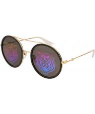 Gucci Женские gg0061s 014 56 темные очки