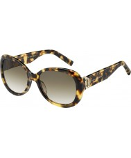 Marc Jacobs Дамы 111 MARC-S o2v куб.см блестящем Havana очки
