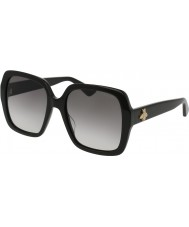 Gucci Женские солнцезащитные очки gg0096s 001