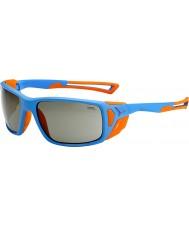 Cebe Proguide матовый синий оранжевый пик variochrom солнцезащитные очки