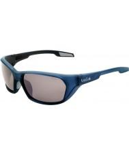 Bolle Аравис матовый синий поляризованный ТНС пистолет солнцезащитные очки