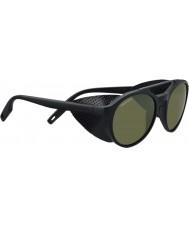 Serengeti 8585 leandro glacier черные солнцезащитные очки