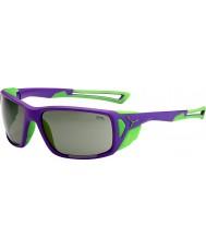 Cebe Proguide фиолетовый зеленый variochrom пик солнцезащитные очки