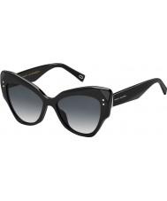 Marc Jacobs Дамы 116-MARC s 807 9o черные очки
