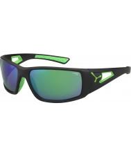 Cebe Сессия черный зеленый 1500 серый зеркало зеленые очки