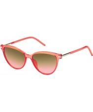 Marc Jacobs Дамы 47 MARC-S TOT FX коралловые очки