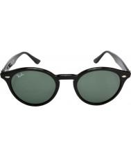RayBan Rb2180 49 Highstreet черные очки 601-71