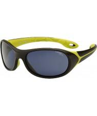 Cebe Simba (возраст 5-7) шоколад неоновые зеленые очки