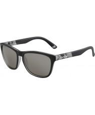 Bolle 12195 473 ретро коллекции серые солнцезащитные очки