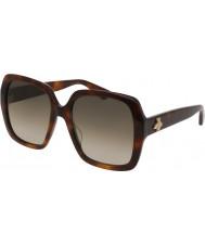Gucci Женские солнцезащитные очки gg0096s 002