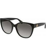 Gucci Женские солнцезащитные очки gg0097s 001