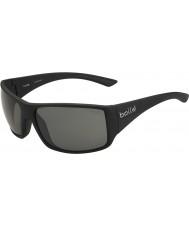 Bolle Тигровая змея блестящие черные солнцезащитные очки поляризованные ТНС