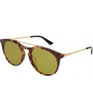 Gucci Мужские солнцезащитные очки gg0320s 005 53