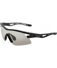 Bolle 11858 вихревые черные солнцезащитные очки