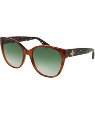 Gucci Женские солнцезащитные очки gg0097s 003