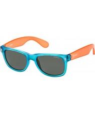 Polaroid Дети p0115 89T y2 синий оранжевый поляризованных солнцезащитных очков