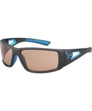 Cebe Сессия матовый серо-голубой variochrom PERFO солнцезащитные очки