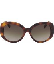 Longchamp Женские солнцезащитные очки lo601s 214 55