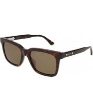 Gucci Мужские солнцезащитные очки gg0267s 002 53