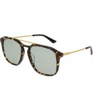 Gucci Мужские gg0321s 004 55 солнцезащитные очки