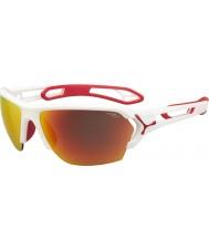 Cebe Белые солнцезащитные очки Cbstl11 s-track