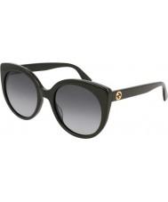 Gucci Женские солнцезащитные очки gg0325s 001 55