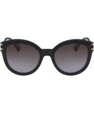 Longchamp Женские солнцезащитные очки lo604s 001 55