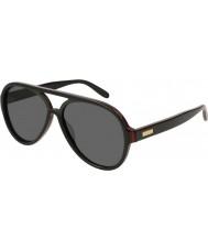 Gucci Мужские солнцезащитные очки gg0270s 002 57