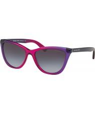 Michael Kors Mk2040 57 дивйа фиолетовый фиолетовый градиент 322011 солнцезащитные очки