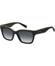 Marc Jacobs Женские марки 163-s 807 9o солнцезащитные очки