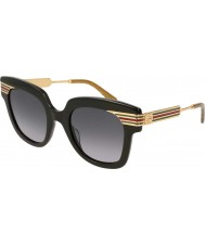 Gucci Женские gg0281s 001 50 солнцезащитные очки