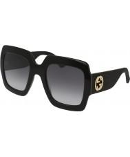 Gucci Женские солнцезащитные очки gg0102s 001