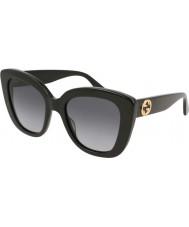 Gucci Женские солнцезащитные очки gg0327s 001 52