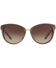 Michael Kors Дамы mk6040 55 321213 солнцезащитные очки abela iii