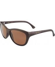 Bolle 12105 greta коричневые солнцезащитные очки