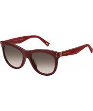Marc Jacobs Дамы 118 MARC-S опе K8 бордовые очки