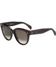 Celine Женские солнцезащитные очки cl41755 086 z3 55
