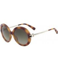 Longchamp Женские солнцезащитные очки lo605s 214 55