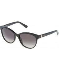 Nina Ricci Дамы snr003-700 блестящие черные очки