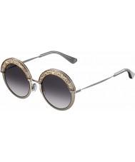 Jimmy Choo Дамы Гота-S 68i 9в 50 обнаженных очки палладия